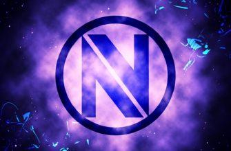 EnVyUs CS GO лого