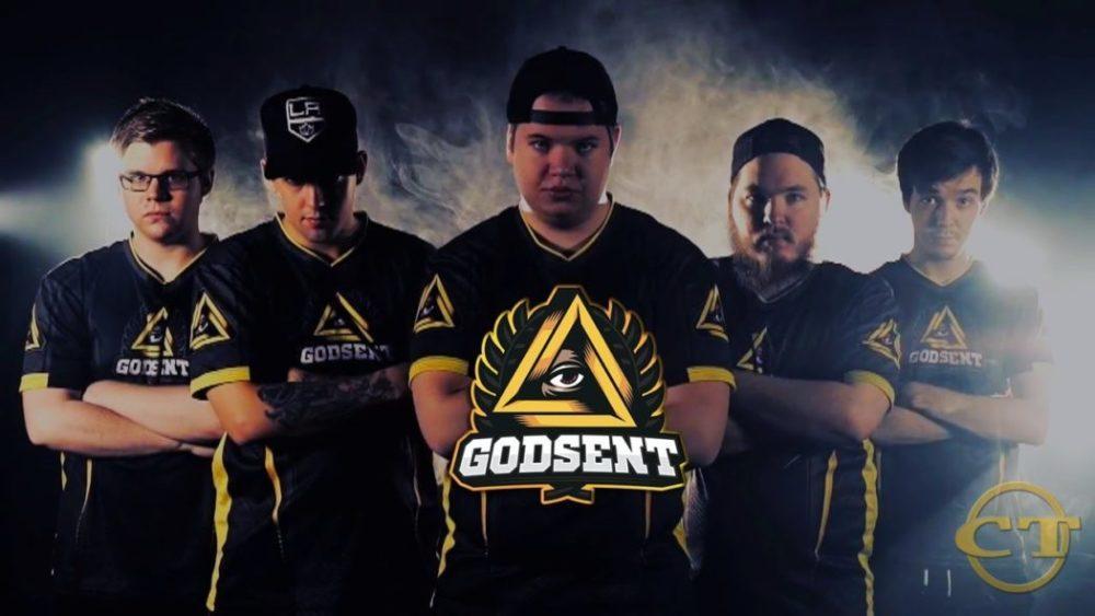 GODSENT CS GO