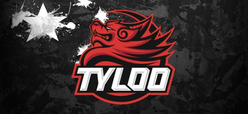 TyLoo CS GO лого