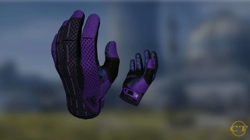Спортивные перчатки ящик Пандоры