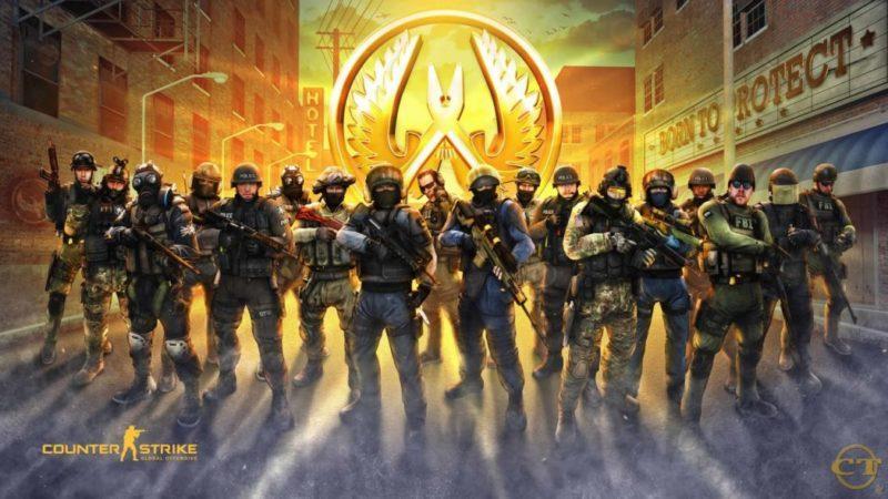 Counter-Strike Глобальное наступление