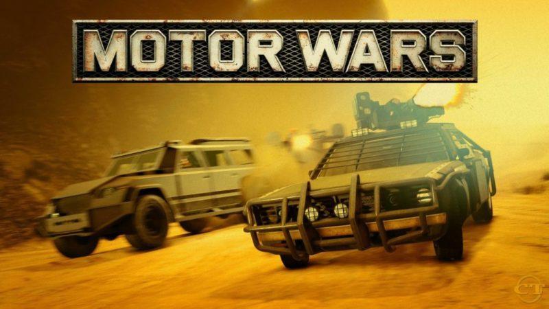 GTA Motor Wars