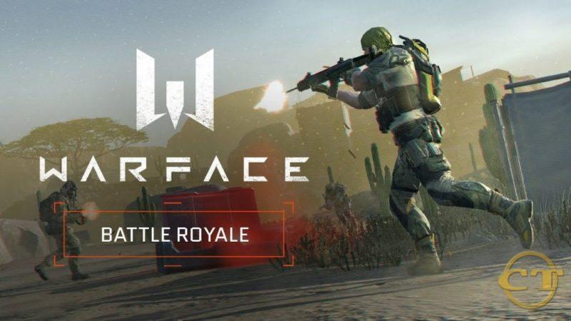 Warface Battle Royale